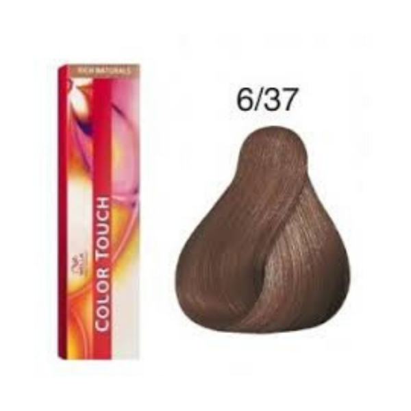 COLOR TOUCH Wella 6/37