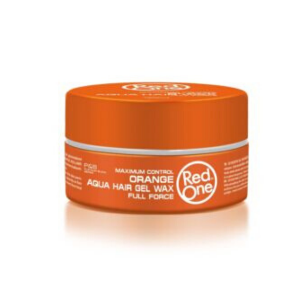RED ONE WAX ORANGE 50ML FORMATO MINI