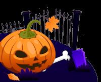 ¿Te has preparado ya para Halloween?